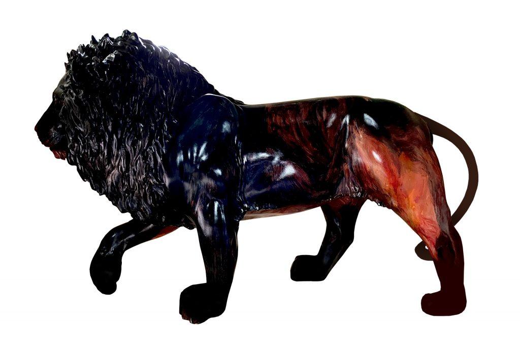 Tusk Lion Trail 2021 - Beatrice Wanjiku - Generously sponsored by Safaricom Image Credit: Nick Andrews