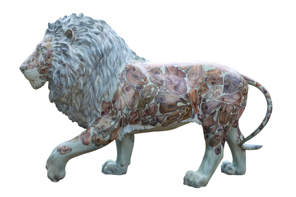Tusk Lion Trail 2021 - Peterson Kamwathi - Generously sponsored by KCB Bank Kenya Credit: Nick Andrews