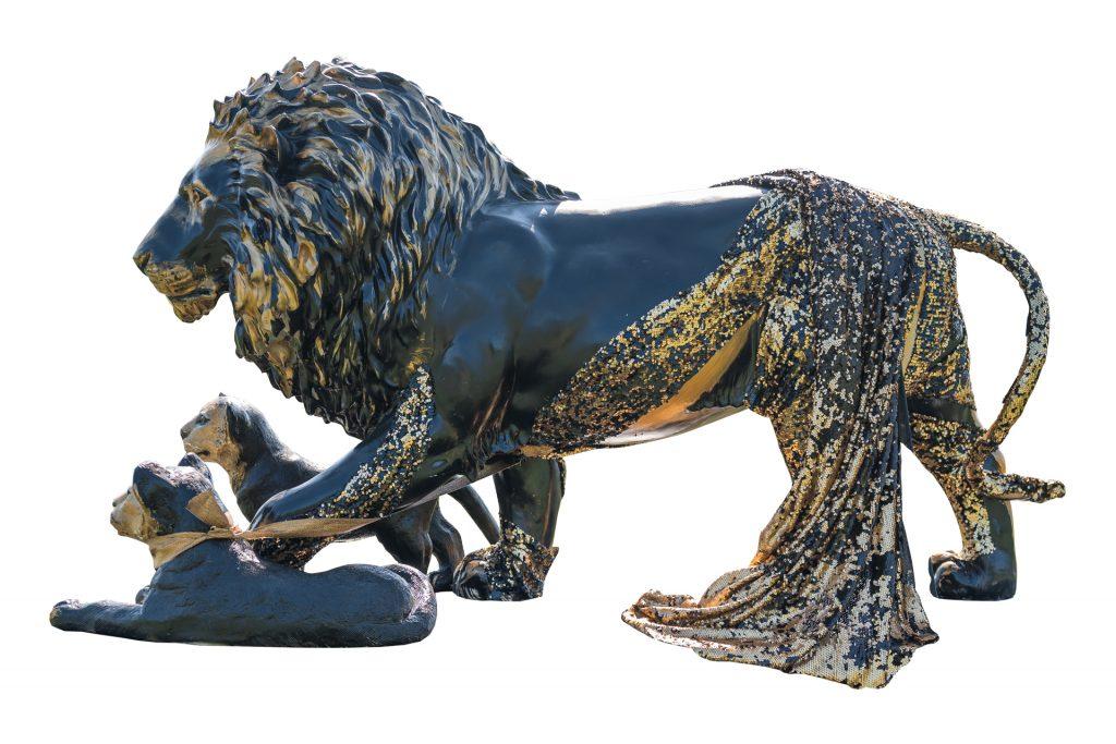 Tusk Lion Trail 2021 - Donna Karan & Xio Grossett - Generously sponsored by EarthX
