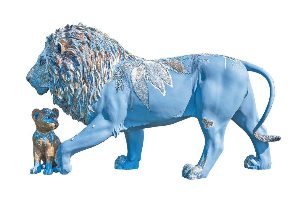 Tusk Lion Trail 2021 - Elizabeth Jordan - Generously sponsored by Graylish LLC