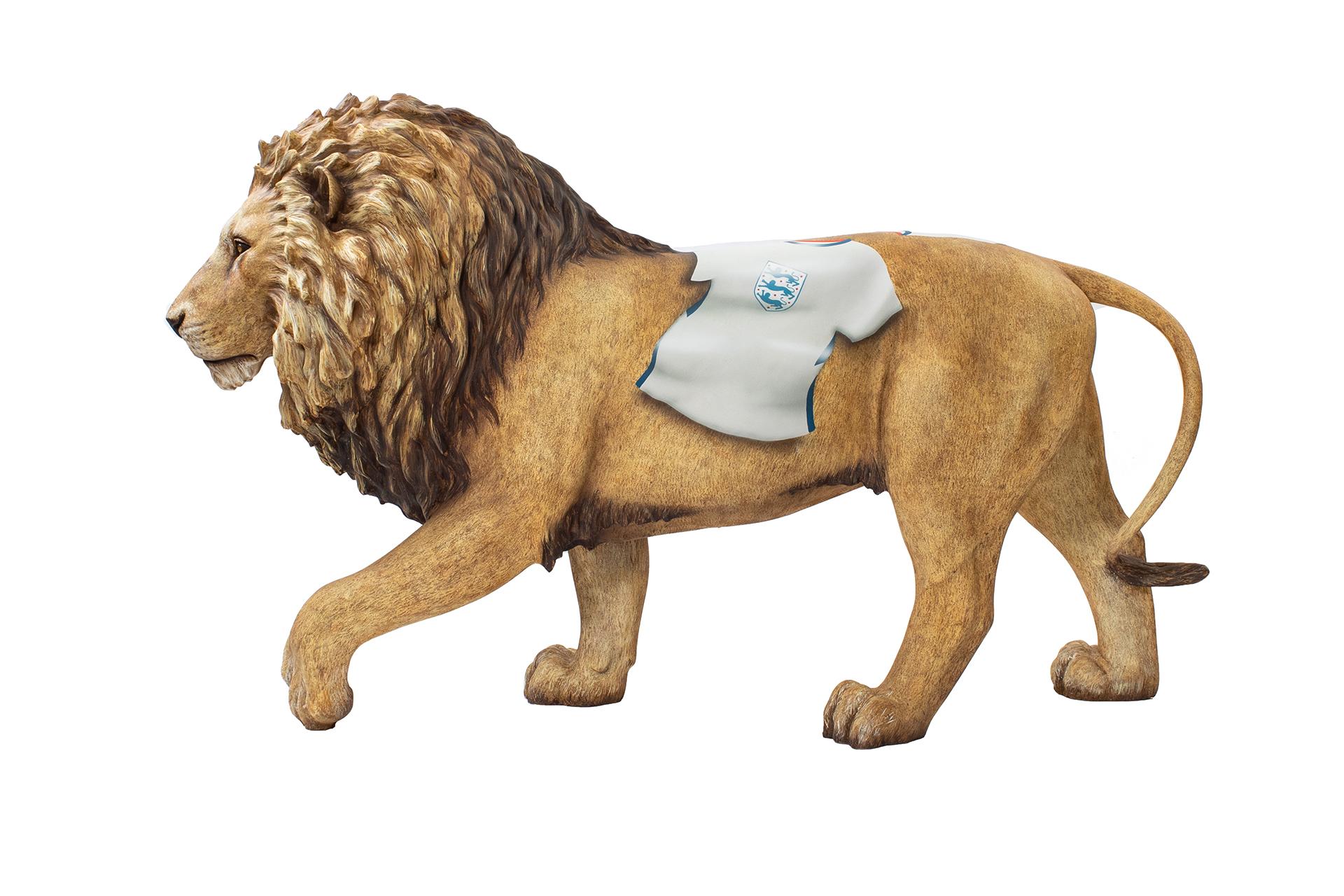 Tusk Lion Trail 2021 - Lee Mack - Generously sponsored by Deutsche Bank Image Credit: Nick Andrews