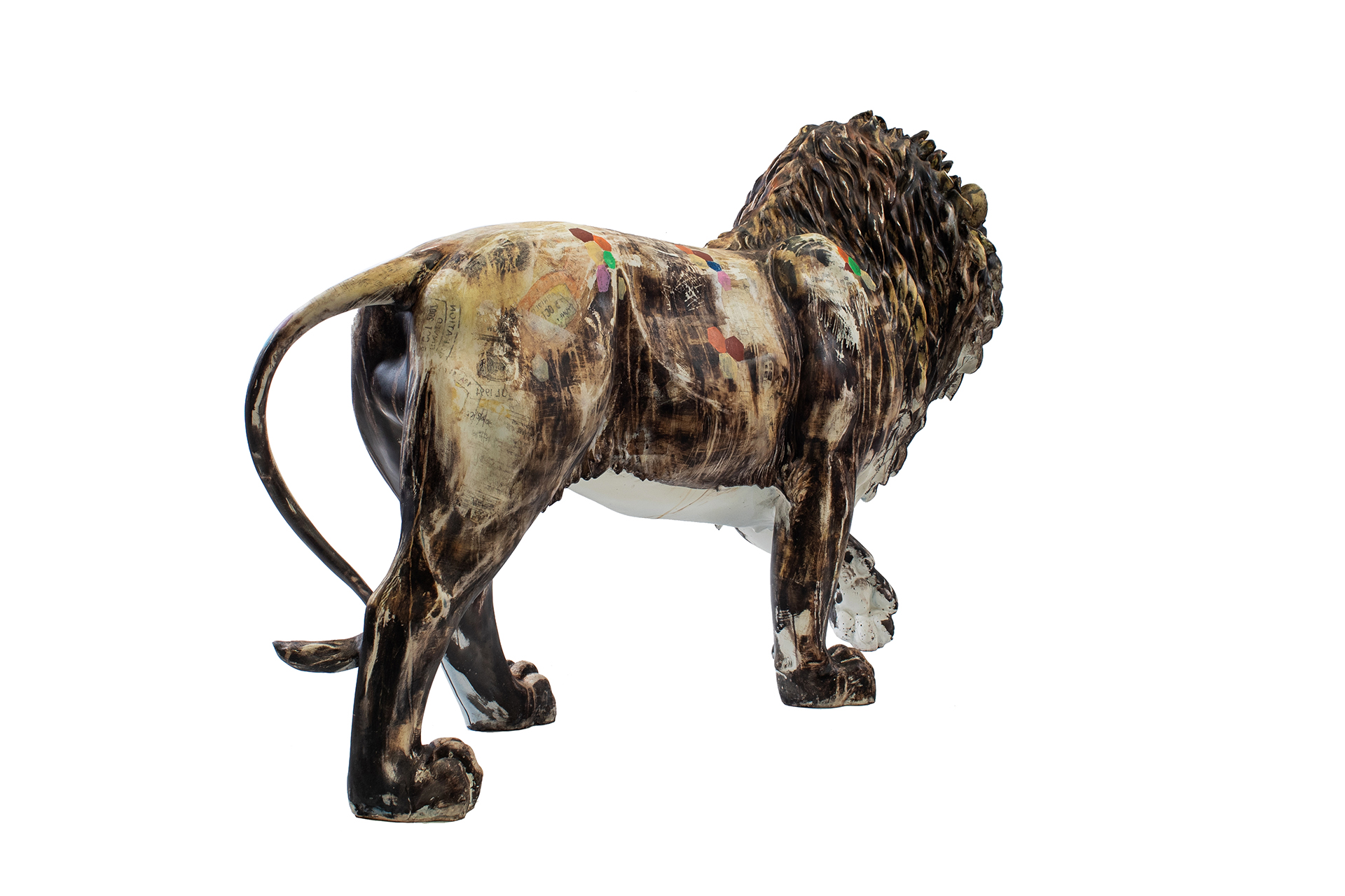 Tusk Lion Trail 2021 - Paul Onditi - Generously sponsored by Ninety One Image Credit: Nick Andrews