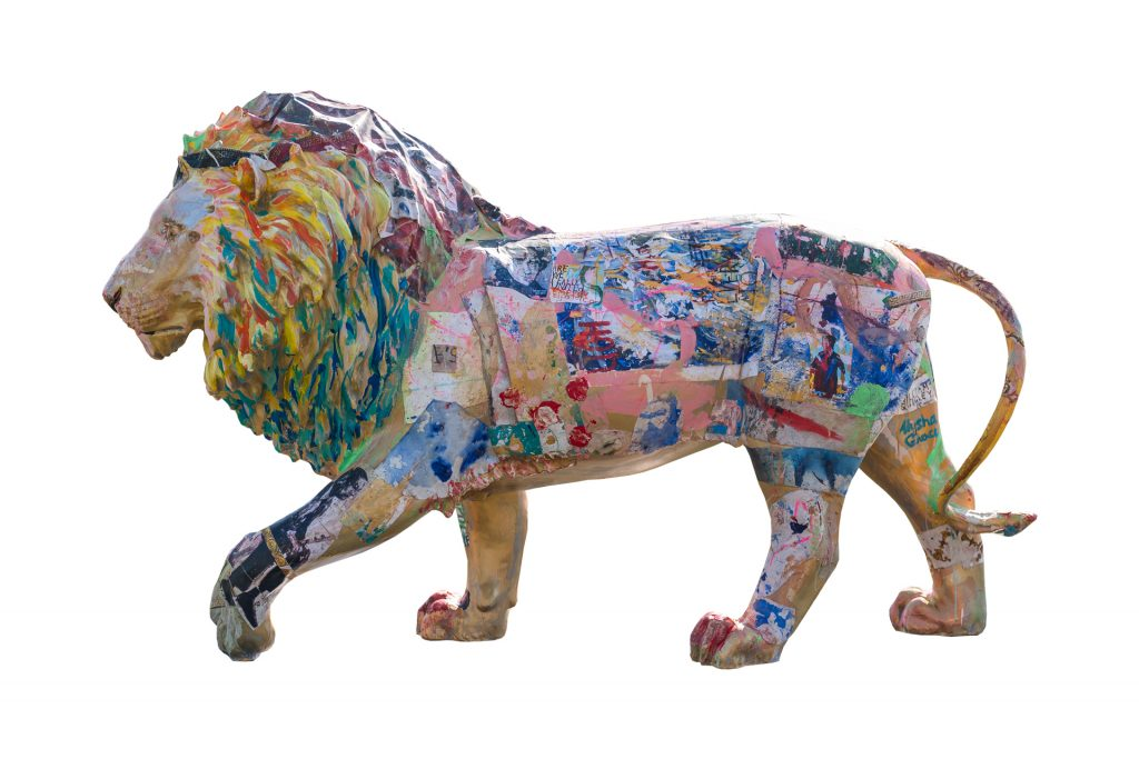 Tusk Lion Trail 2021 - William Quigley - Generously sponsored by Teneo